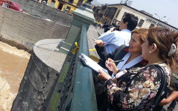 Fiscalía investiga colapso de muro en obra Vía Parque Rímac