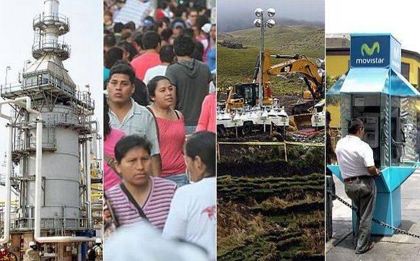 Estos son los sucesos económicos que marcaron al país en el 2012