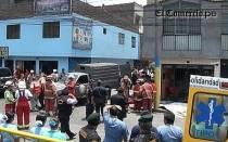 Ica: 50 internos fugaron de centro de rehabilitación - Noticias de centro de rehabilitación casa hogar nuevo amanecer