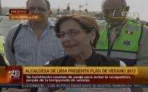 Villarán garantiza que Vía Parque Rímac es segura y soportará fuerte caudal - Noticias de obras vía expresa