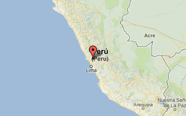Sismo de 4,3 grados registrado en Huaral se sitió hasta Ica