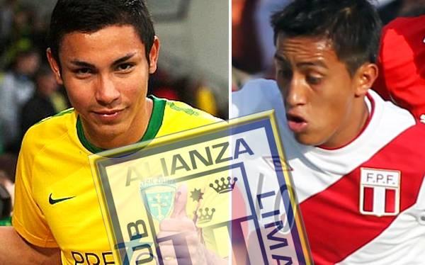 Alianza Lima muy cerca de cerrar con Jean Deza y Christian Cueva