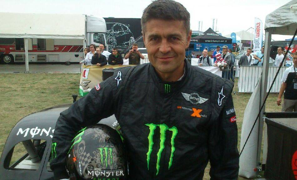 FOTOS: los pilotos que han corrido el Mundial de Rally y que estarán en el Dakar 2013