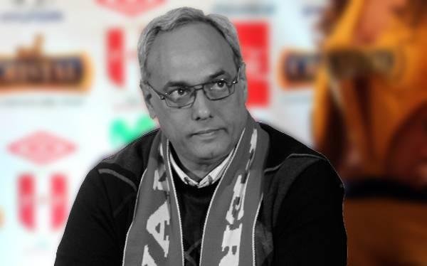 Manuel Burga es el peor personaje del deporte en el 2012, según encuesta de El Comercio