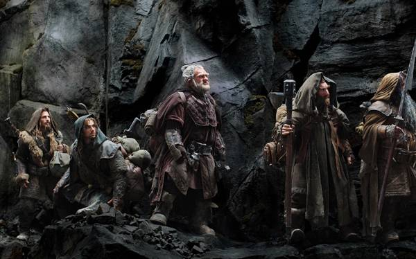 """Ni """"Los Miserables"""" ni Tarantino logran bajar a """"El Hobbit"""" de la taquilla"""