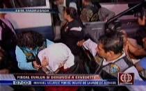 Maribel Velarde fue trasladada a carceleta del Poder Judicial del Callao - Noticias de maribel velarde