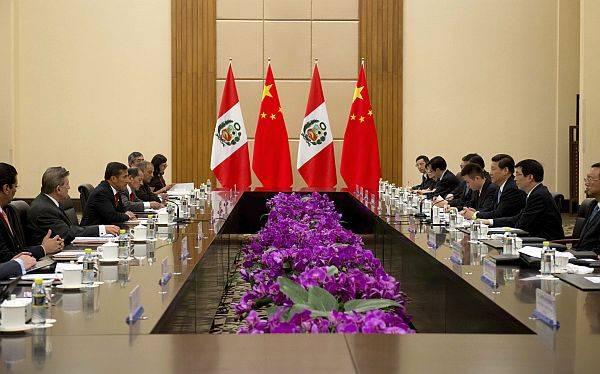 MEM: Sector minero peruano exporta US$14.000 millones a China