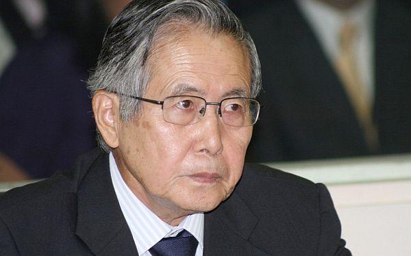 Alberto Fujimori también se pronunció sobre el Perú-Uruguay desde la prisión