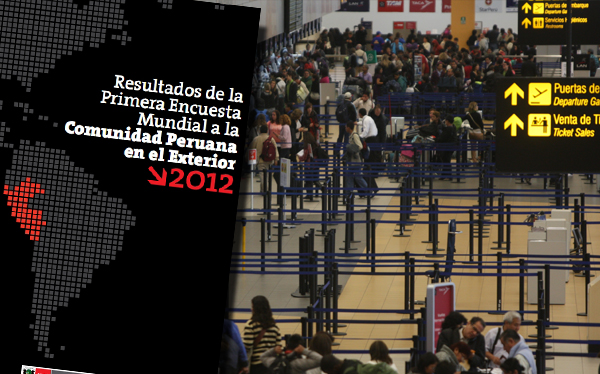 ¿En qué trabajan y cuánto ganan los peruanos en el extranjero?