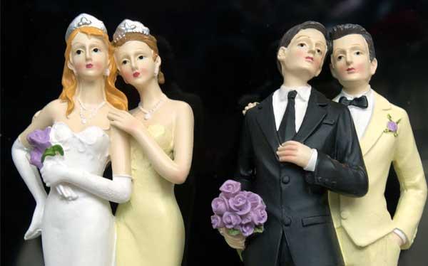 EE.UU. declaró inconstitucional ley que prohíbe beneficios a bodas gays