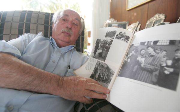 Publican libro con sobrecogedores testimonios de los supervivientes del Holocausto