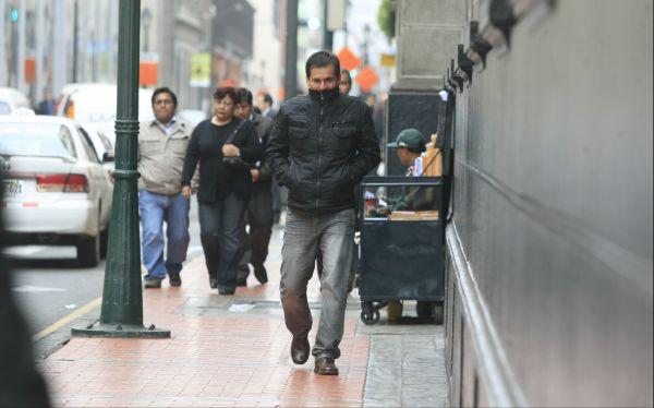 A abrigarse: temperatura en Lima podría disminuir a 11 grados