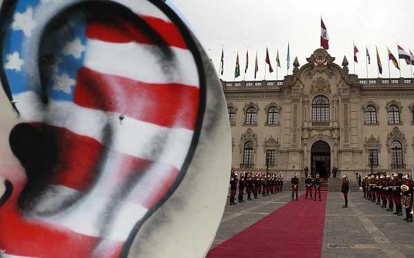 ¿Cómo espió EE.UU. a Perú y el resto de América Latina?