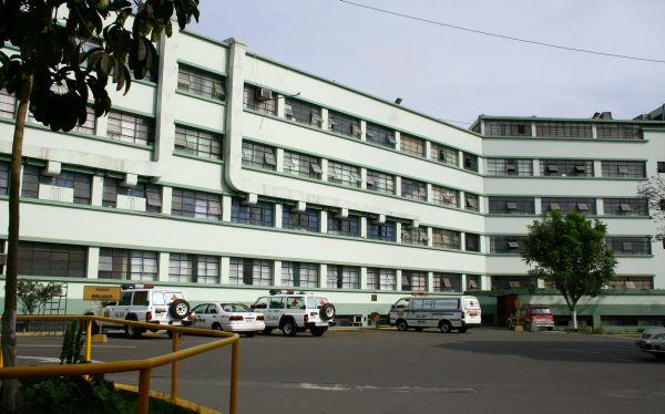 Área de Emergencias del Hospital de la PNP excede capacidad de atención