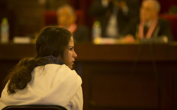 Caso Fefer: juez de la Corte Suprema define hoy futuro de Eva Bracamonte
