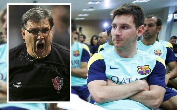 'Tata' Martino en Barcelona: ¿Cuánto influyó Messi en la llegada del DT?