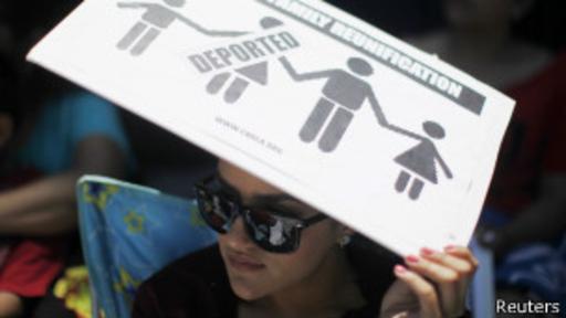 EE.UU.: millones de indocumentados no se beneficiarán de reforma migratoria
