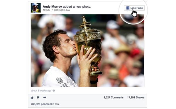 Facebook permitirá incrustar posts y fotos públicas en blo