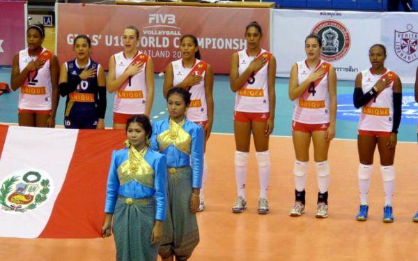 Vóley: Perú ganó 3-0 a Eslovenia y clasificó a cuartos de final del Mundial de Tailandia