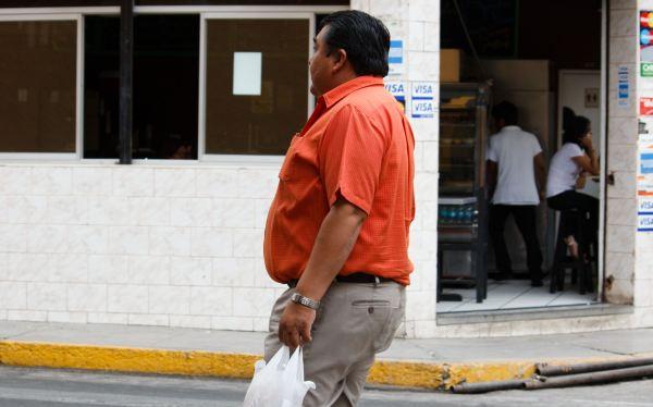 Más del 40% de adultos peruanos padece sobrepeso u obesidad
