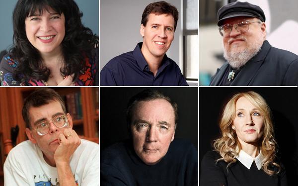 Ellos escribieron sus fortunas: los escritores más ricos según
