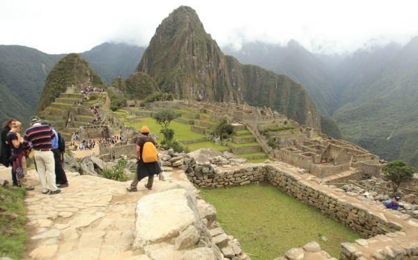Machu Picchu y Chan Chan también se verán en Google Street View