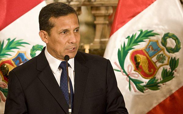 El Perú y Chile ganarán con fallo de La Haya, reafirmó presidente Humala