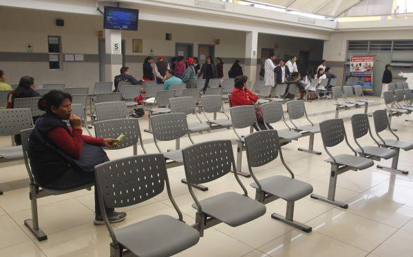 Trabajadores administrativos del Minsa anuncian paro de 72 horas