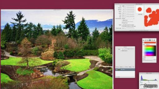 Hay que encontrar un nuevo mercado para el software de edición de fotos más barato, dice el Acorn Gus Mueller.