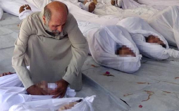 Gobierno sirio se rehúsa a inspecciones de la ONU tras denuncia de masacre con gas