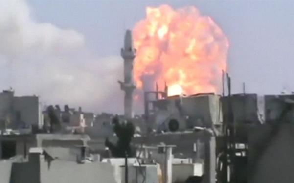 Siria advierte que un ataque de EE.UU.