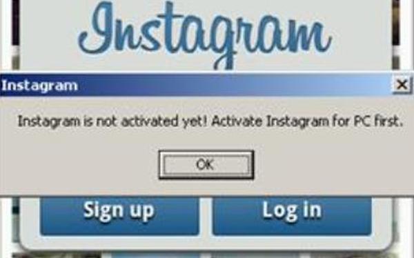 """""""Instagram para PC"""", un engaño de Internet del que hay que cuidarse"""