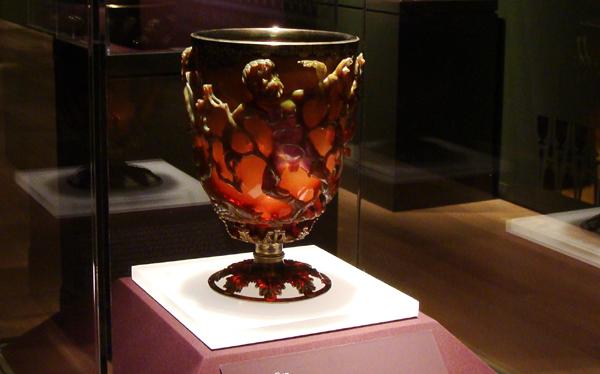 La nanotecnología existía hace 1.600 años: esta copa romana es la prueba