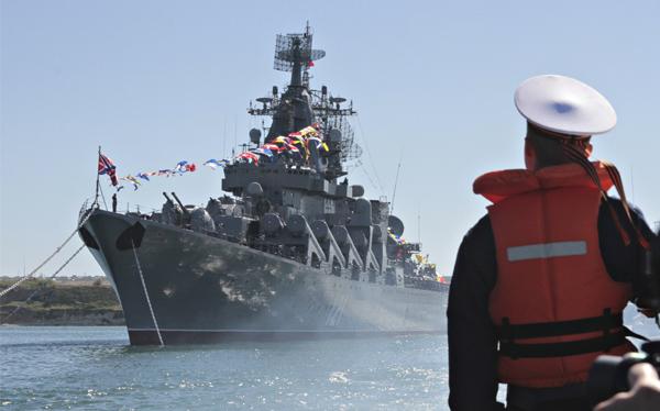 Rusia, el aliado de Siria que envía buques al Mediterráneo