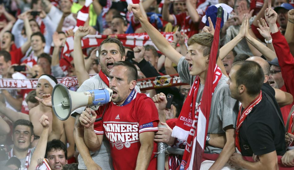 Bayern Múnich, Chelsea FC, Praga,  Supercopa de Europa