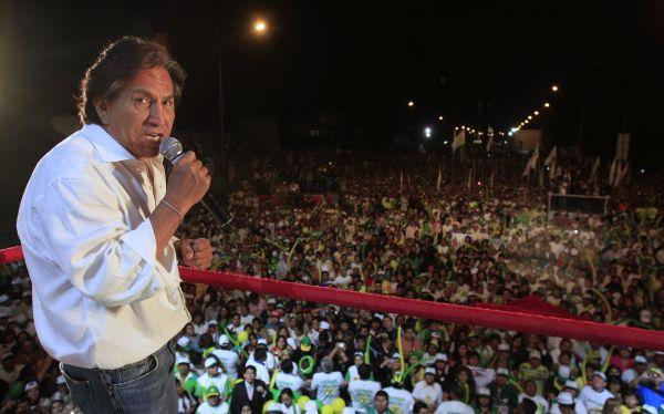 Nexos de Alejandro Toledo con Ecoteva preocupan a miembros de Perú Posible