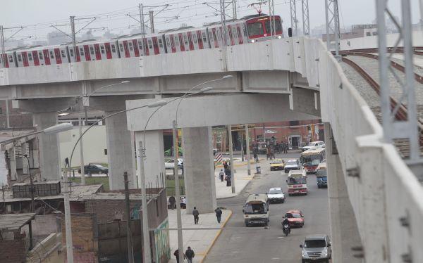 Tren eléctrico: MTC pidió informe sobre pago extra de US$5 mlls. a supervisor