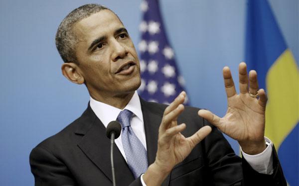 Barack Obama aseguró que con Siria no repetirá el error de Iraq