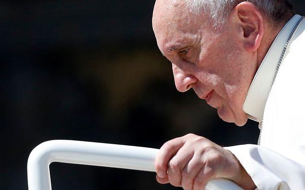 Papa Francisco pidió a países del G20 evitar