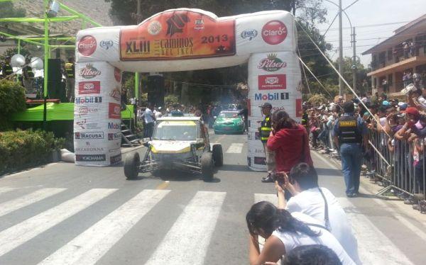 El primer balance de Caminos del Inca 2013