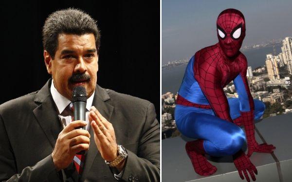 Nicolás Maduro culpó a