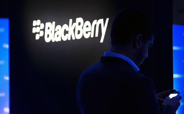 BlackBerry será vendida en US$4.700 millones