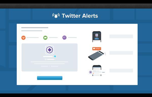 Twitter lanza un servicio de alerta para emergencias