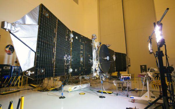 La NASA está lista para otra misión a Marte pese a parálisis del Gobierno