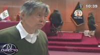 Juicio oral de Alberto Fujimori por caso ´Diarios Chicha´ fue suspendido otra vez