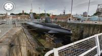 Mira el interior de un submarino por medio de Google Street View - Noticias de street view