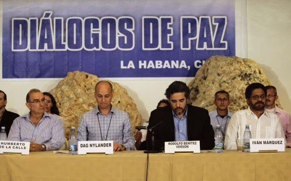Colombia: gobierno y las FARC llegan a acuerdo sobre participación política