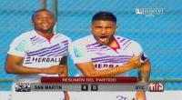 Universitario quedó a un punto del 'Play Off' tras derrota de UTC [VIDEO]