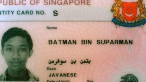 Batman bin Suparman, una celebridad tras las rejas