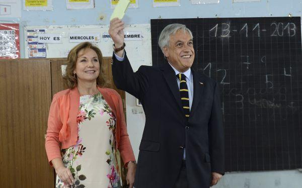 Sebastián Piñera llamó la atención sobre la poca participación de chilenos en elecciones